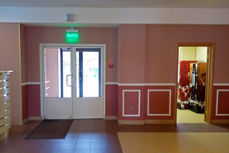 Мини-маркет в гостевом центр-отеле «Мышк Инн»