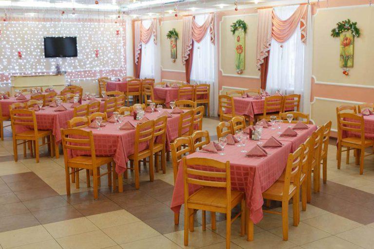 Ресторан на 120 мест