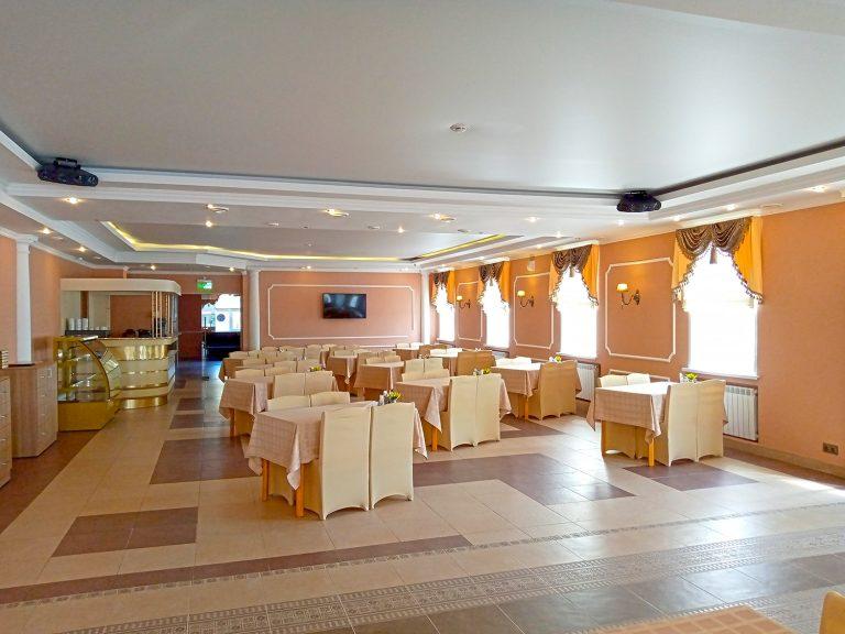 Ресторан «Мышк Инн»