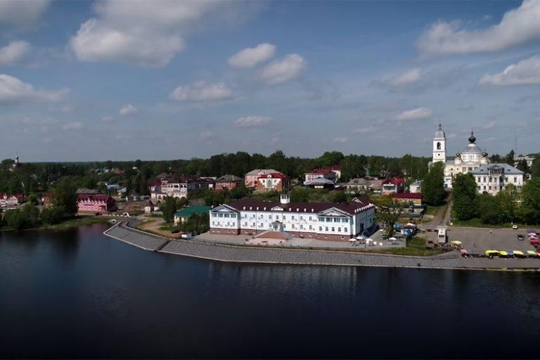 """Путешествие в город Мышкин на телеканале """"Культура"""""""