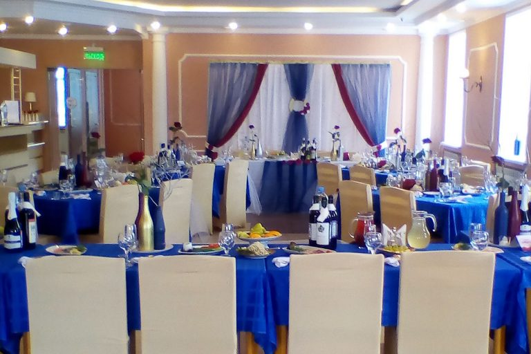 Свадьба в «Мышк Инн» - залог крепкого брака!