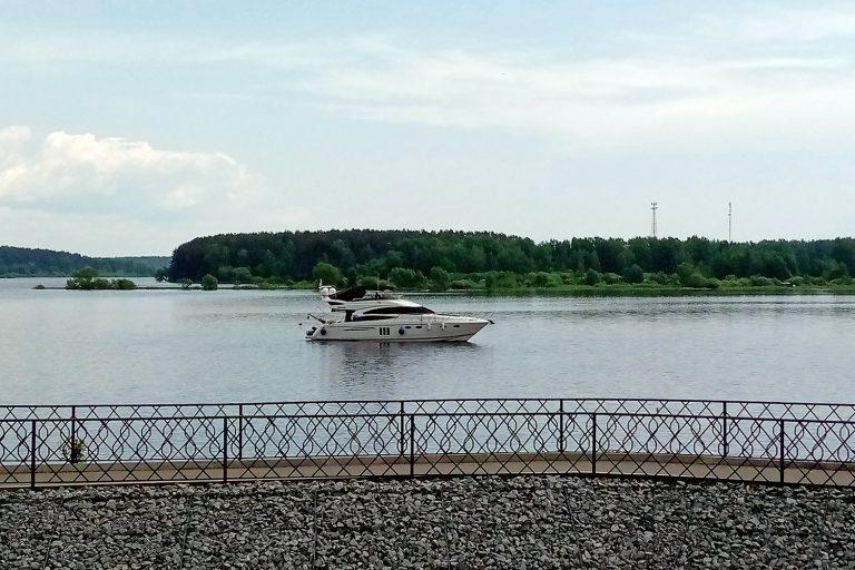 Лето в Мышкине