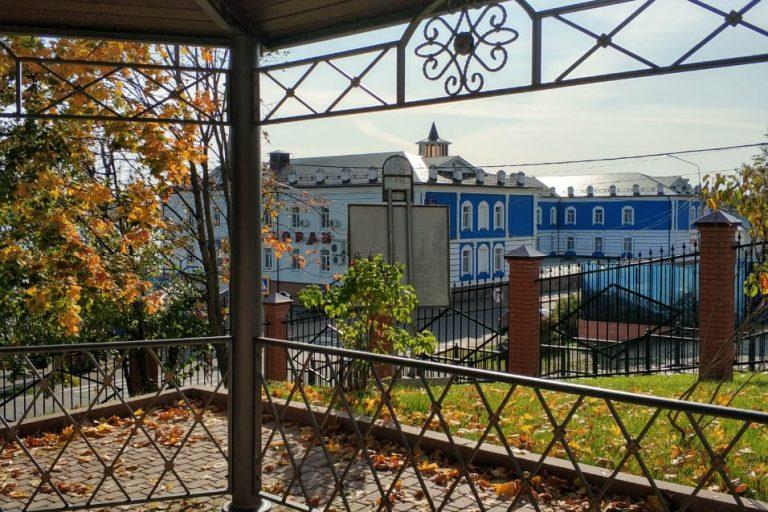 Дом с мезонином:  В Мышкине снова открылась усадьба Чистова