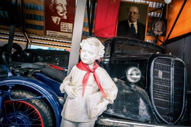 Музей «Старый гараж»