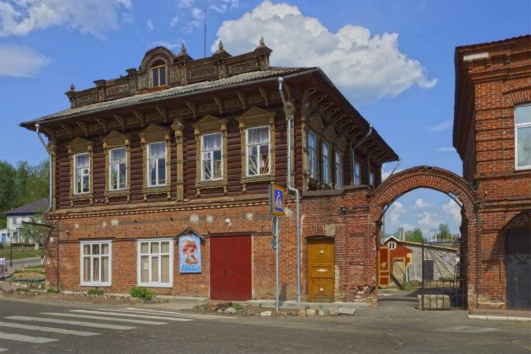 Авторские экскурсии в городе МышкинеАвторские экскурсии в городе Мышкине